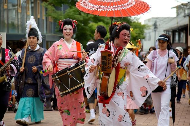 旧軽井沢夏祭り01