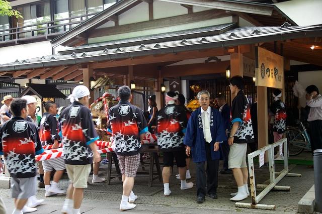 旧軽井沢夏祭り04
