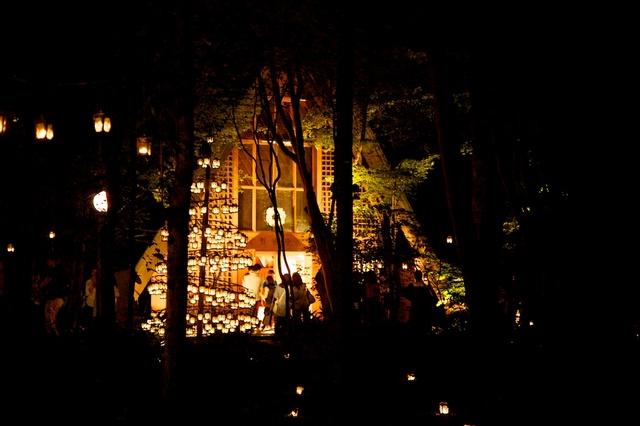 軽井沢高原教会サマーキャンドルナイト2013-7