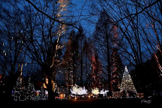 軽井沢クリスマス2012