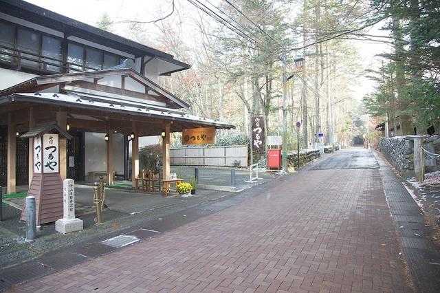 軽井沢の初雪2
