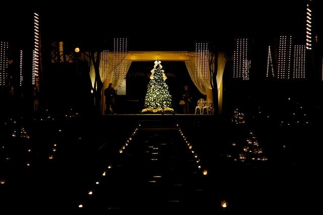 ブレストンコートのクリスマス03