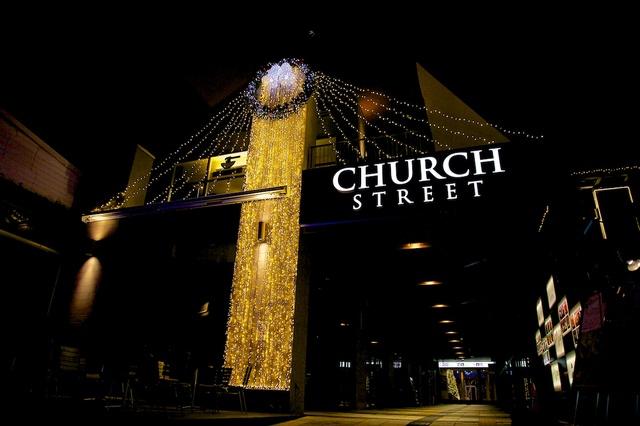チャーチストリートのクリスマス01