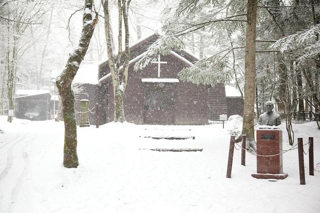 雪のショー記念礼拝堂