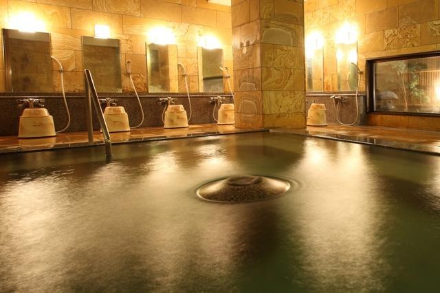 つるや旅館のお風呂