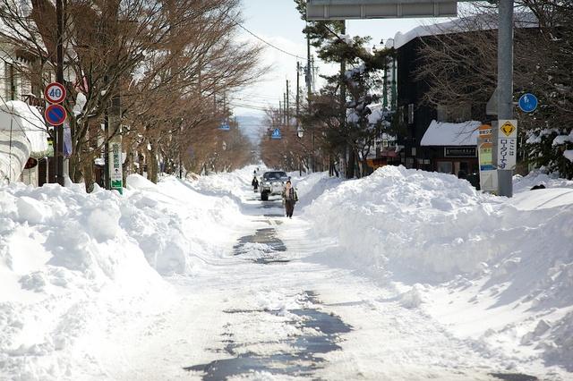 軽井沢の大雪04