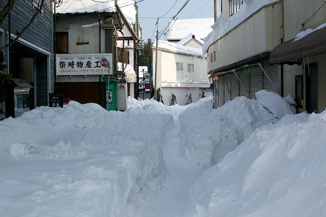 軽井沢大雪から6日目05