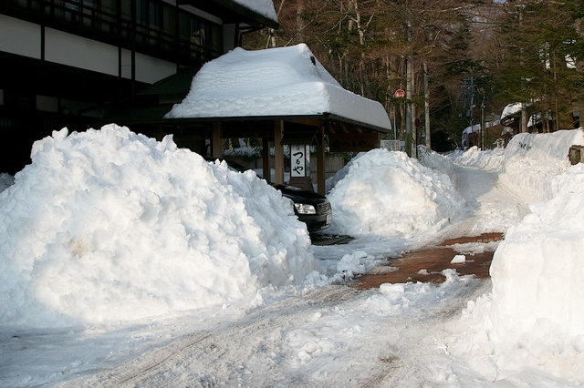 軽井沢大雪から6日目06