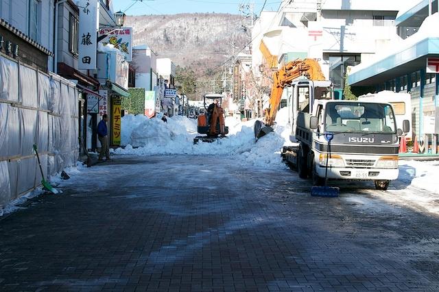大雪から1週間02