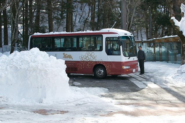 大雪を乗り越え迎えた週末