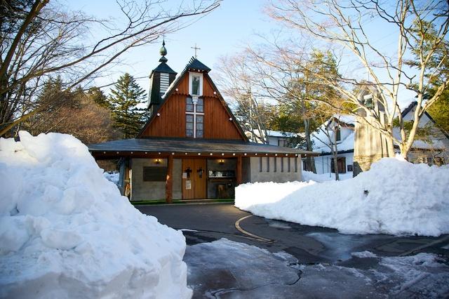雪の聖パウロ教会