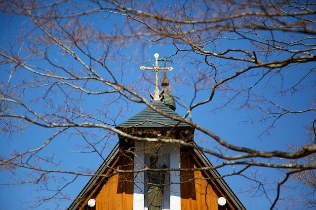 葉のない聖パウロ教会