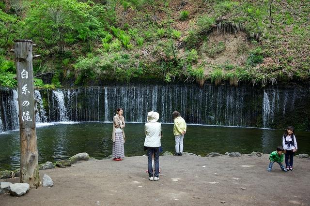 軽井沢白糸の滝05