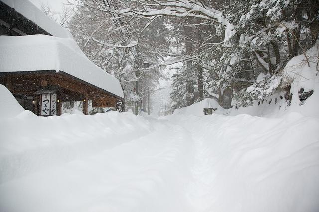 大雪の軽井沢を振り返って