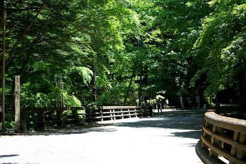 軽井沢宿から坂本宿まで中山道10