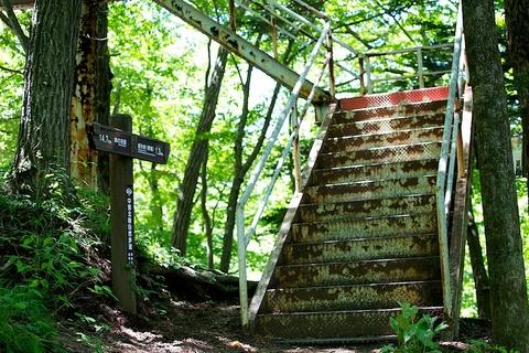 軽井沢宿から坂本宿まで中山道20