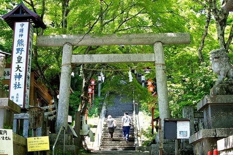 軽井沢宿から坂本宿まで中山道34