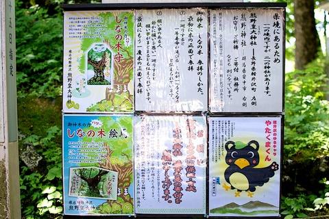 軽井沢宿から坂本宿まで中山道37