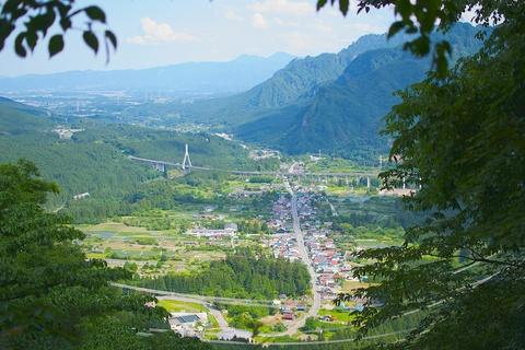 軽井沢宿から坂本宿まで中山道87