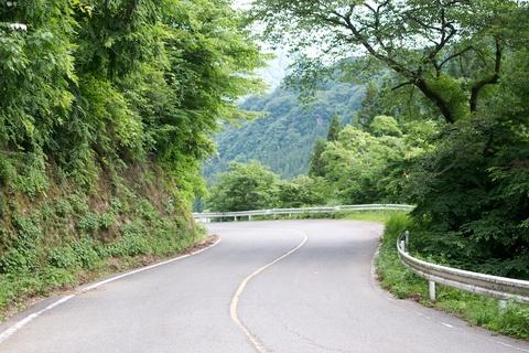 軽井沢宿から坂本宿まで中山道94