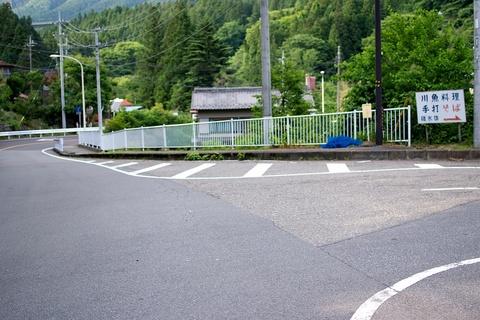 軽井沢宿から坂本宿まで中山道103