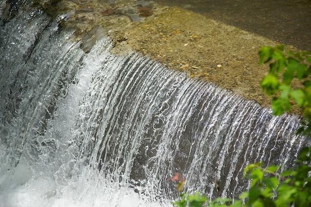 水量の多いお気持ちの道