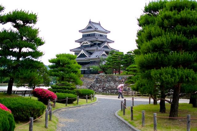安曇野と松本への研修旅行04