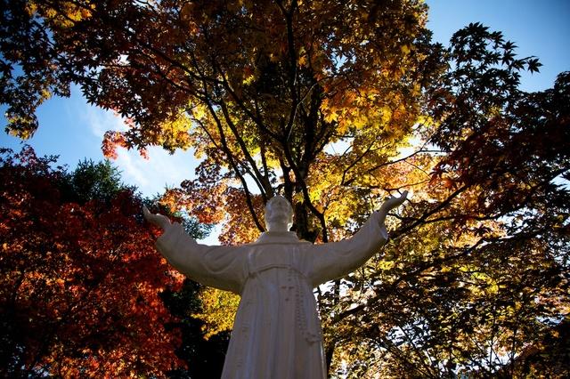 秋の聖パウロ教会02