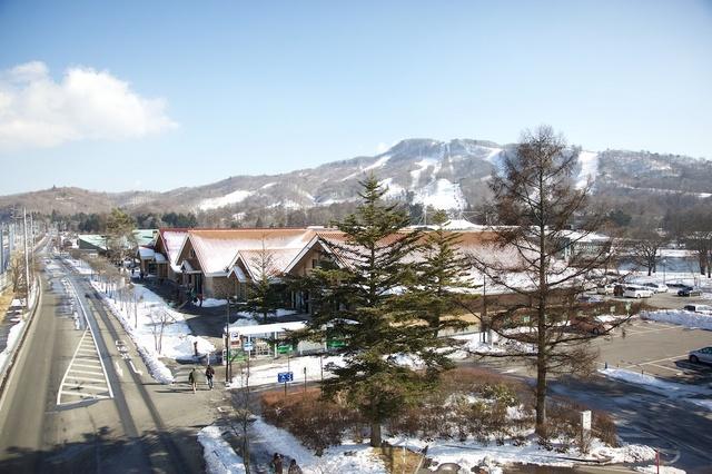 冬の軽井沢01