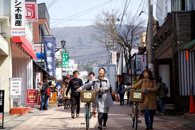 旧軽井沢、春の訪れ01.jpg