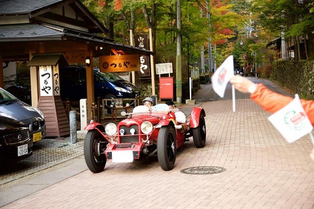 La Festa Mille Miglia 2015軽井沢クラシックカー01