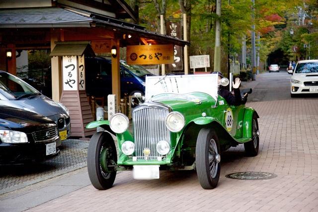 La Festa Mille Miglia 2015軽井沢クラシックカー03