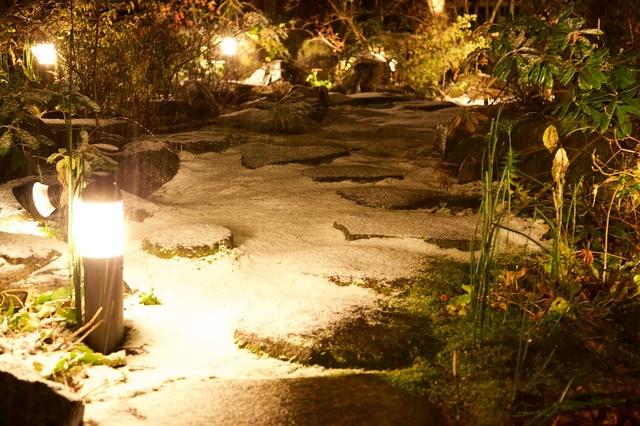 軽井沢初雪02