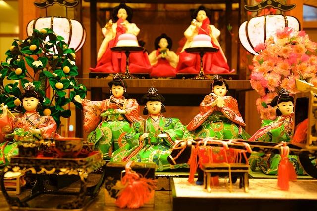 軽井沢つるや旅館ひな祭り02