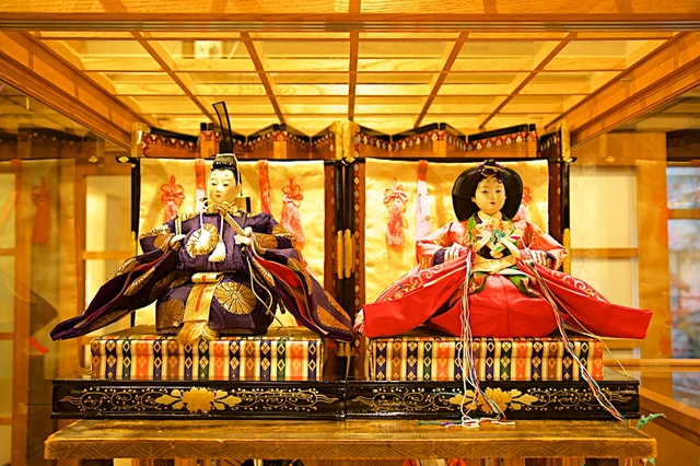 軽井沢つるや旅館ひな祭り01