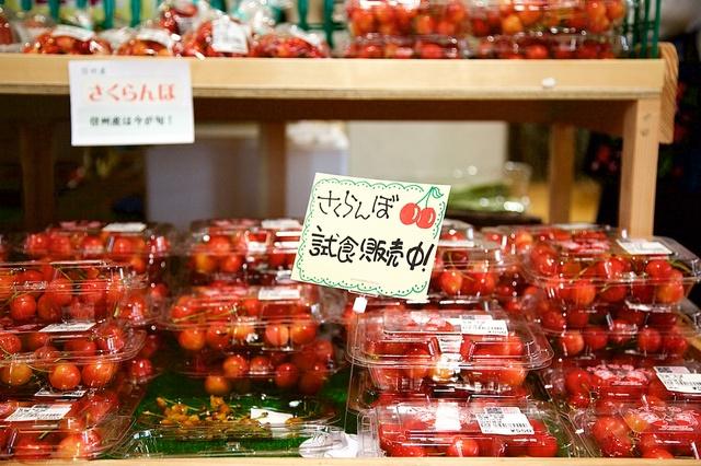 軽井沢発地市庭オープン10