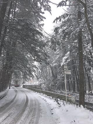 軽井沢の雪03